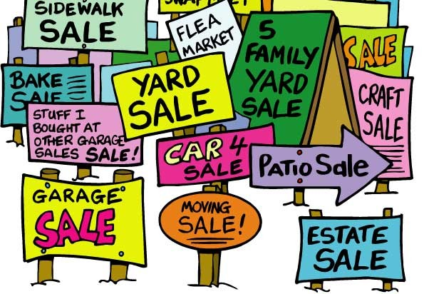 Cold Springs Garage Sales