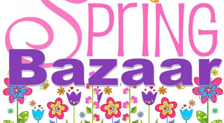 Spring Bazaar flowers