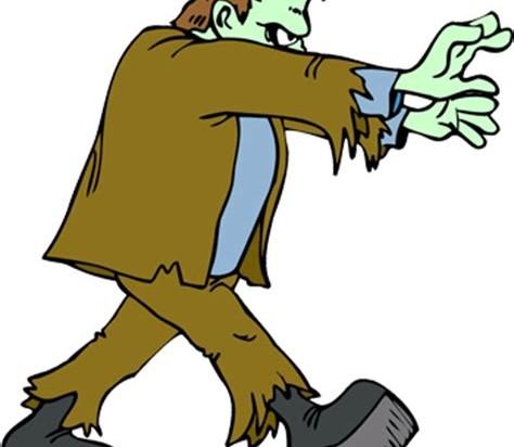 Frankenstein walking